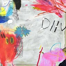 Diiv IS THE IS ARE +MP3s +LYRICS & ART BOOKLETS Captured Tracks NEW VINYL 2 LP