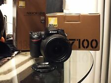 Nikon D7100 18-200mm VR With Accessories