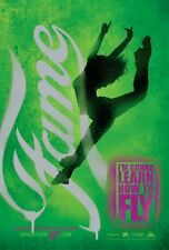 FAME - 2009 - Orig 27x40 Advance movie poster - GREEN style - KAY PANABAKER
