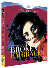 BROKEN EMBRACES - BLU-RAY - REGION B UK