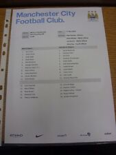 01/05/2014 FA Premier League U21 Play-off Semi-Finale: Manchester City U21 V Chel