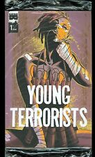 YOUNG TERRORISTS #1 COVER A BLACK MASK SOLD OUT