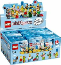 LEGO Simpsons Series 1 Minifigures 71005 Box Of 60 NEW