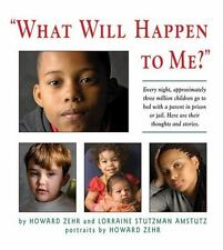What Will Happen to Me?-ExLibrary