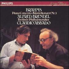 Alfred Brendel Claudio Abbado Brahms Piano Concerto No. 2 1992 Philips CD