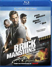 Brick Mansions (Blu-ray/DVD - 2014, 2-Disc Set, Canadian)