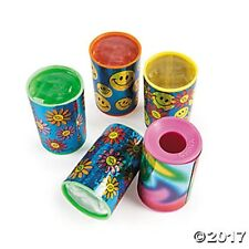 12 Smile Happy Face Prisms Kaleidoscopes Kids Birthday Party Favors Toys Games