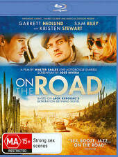 On the Road (Blu-ray Disc, 2013) USED