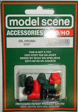 Model Scene 5067 OIL DRUMS OO GAUGE
