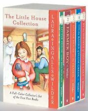 Little House: The Little House Collection Set by Laura Ingalls Wilder (2004,...