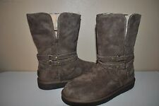 UGG Women's Palisade Suede Chocolate Boots Size US 9   1007700