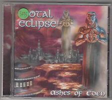TOTAL ECLIPSE - ashes of eden CD