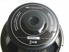 "Eminence SIGMA PRO-18A-2 18"" Speaker 650 Watts 8 Ohm Made In USA"