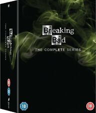 Breaking Bad Season 1-6 - 1 2 3 4 5 6 Complete DVD Box Set New Sealed JF