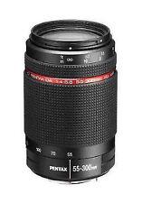 PENTAX/RICOH Pentax HD DA 55-300 mm F/4-5.8 ED WR Objektiv - NEU