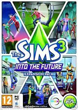 The Sims 3 Into the Future for PC and MAC Brand New Factory Sealed