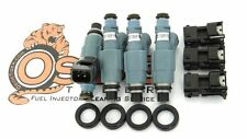 280cc Honda Del Sol DOHC B16A2 Fuel Injectors Best Upgrade OBD2 Plug & Play!