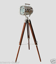 Vintage Searchlight Marine Vintage Look Spotlight Retro Theater  Floor lamp