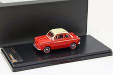NSU-FIAT vigneto 500 anno di costruzione 1960 ROSSO 1:43 Premium X