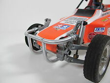 Aluminum Front Bumper Guard Cages Tamiya 1/10 RC Sand Scorcher Super Champ Buggy