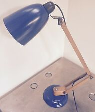 1960s Vintage Blue Anglepoise Mac Lamp By Terance Conran Midcentry Design