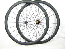 1275g weight 38mm carbon clincher road cycle wheel 700C aero spoke 6 pawls hub