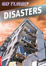 Disasters (EDGE - Go Turbo) Kate Scarborough Very Good Book
