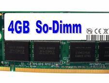 4GB Ram Speicher für HP Compaq EliteBook 2540p
