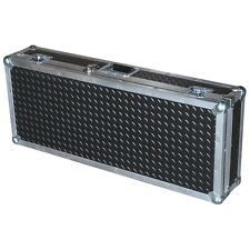 "Diamond Plate Rubber Laminate ATA 3/8"" Ply Case for ALESIS QS 8.2 QS8.2 Keyboard"