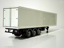 WSI TRUCK MODELS,CLASSIC BOX TRAILER 3 AXLE,1:50