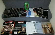 Star Wars Adventure Game Invasion Of Theed 2000 Role Playing + Rorworr Fig