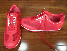NEW Michael Kors Maggie Athletic Shoes Trainers WOMENS 11 Coral Reef $125.