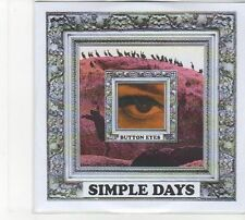 (FD252) Button Eyes, Simple Days - 2013 DJ CD