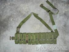 British Military Army 11 Round 40mm Grenade Bandoleer, Bandolier Woodland DPM