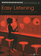 Easy Listening Collection - The Easy Keyboard Library Sheet Music Book Beginners