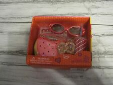 """New Our Generation Season Pass  18"""" Doll Accessories- Fits American Girl Dolls"""