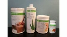 HERBALIFE SHAKE, TEA, ALOE,AND PROTEIN