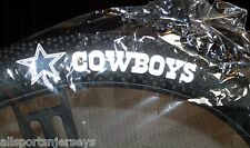 NFL NIB MASSAGE STEERING WHEEL COVER - DALLAS COWBOYS