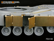 Voyager PEA148 1/35 Modern US Army M1A1&M1A2 side skirts (For DRAGON 3535/3536)