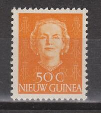 Indonesia Nederlands Nieuw New Guinea 16 MNH 1950 Juliana