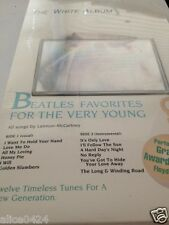 The White Album For The Very Young Beatles Cassette Sealed A Hard Day's Night