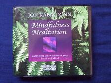 Nightingale Conant Mindfulness Meditation Jon Kabat Zinn