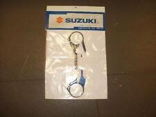 suzuki GSXR600  GSXR750 K6-K8  TOP YOKE PROTECTOR blue/ white new