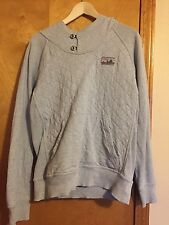 patagonia organic cotton quilted hoodie