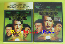 DVD film I CANNONI DI NAVARONE Capolavori guerra 2010 SIGILLATO PANORAMA no(D2)