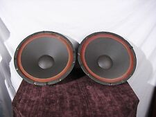 "A Pair of Vintage Jensen C15NF 15"" speakers, Excellent Condition"