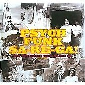 PSYCH-FUNK 103: SA-RE-GA! PSYCHEDELIC FUNK INDIA NEW & SEALED