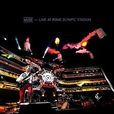 MUSE LIVE AT ROME OLYMPIC STADIUM JULY 2013 DIGIPAK CD & DVD ALL REGION NTSC NEW