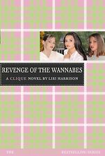 Revenge of the Wannabes by Lisi Harrison Used Paperback Book / COVER SCRATCHES