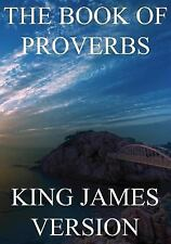 The Bible, King James Version: The Book of Proverbs (KJV) (Large Print) by...